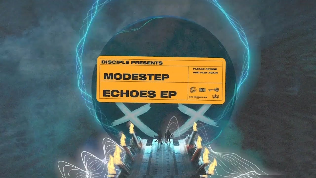 Image result for Modestep - Echoes EP