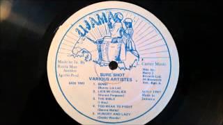 Horace Ferguson - Lick Mi Chalice - Ujama LP 1987