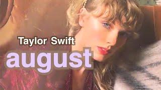 Baixar 和訳「august」 テイラースウィフト【folklore】Taylor Swift(概要欄に説明あります)