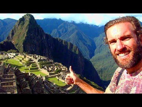 A Tour of MACHU PICCHU, Peru: Ancient Inca City in the Sky