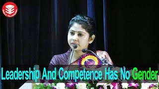 IAS Officer Smitha sabarwal speech At RCI on Womans Day | Leadership And Competence Has No Gender