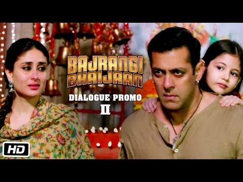 Pavan's Quest To Take Munni Home | Bajrangi Bhaijaan | Dialogue Promo 2 |Salman Khan, Kareena Kapoor