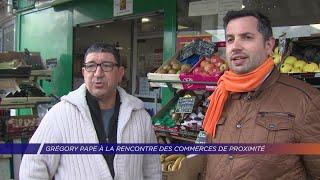 Yvelines | Grégory Pape à la rencontre des commerces de proximité
