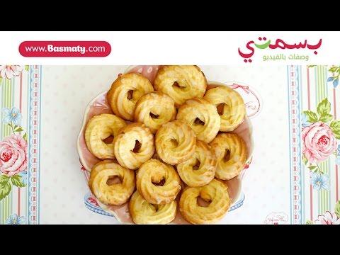 طريقة عمل البيتيفوربالليمون - Lemon Butter Cookies
