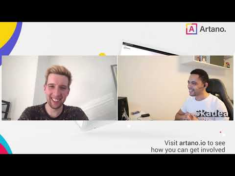 Artano - NFT Marktplatz für ausgewählte Kunst auf der Cardano Blockchain