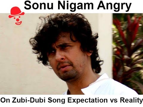 Sonu Nigam  How To Sing A Song Like  Expectation vs Reality