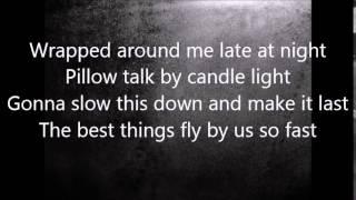 Zac Brown Band - Loving You Easy (Lyrics)