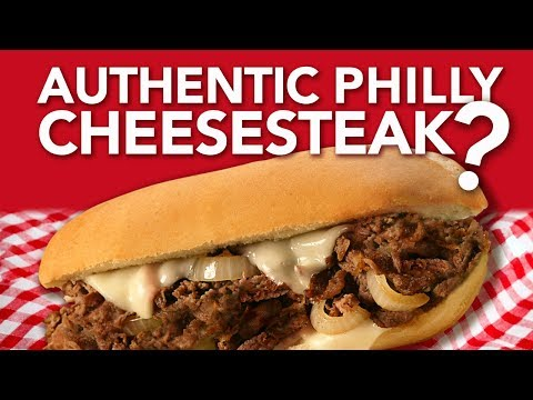 6abc Discovery : The Authentic Philly Cheesesteak