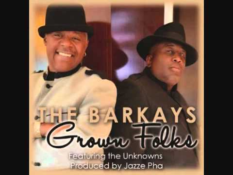 Bar-Kays - GrownFolks