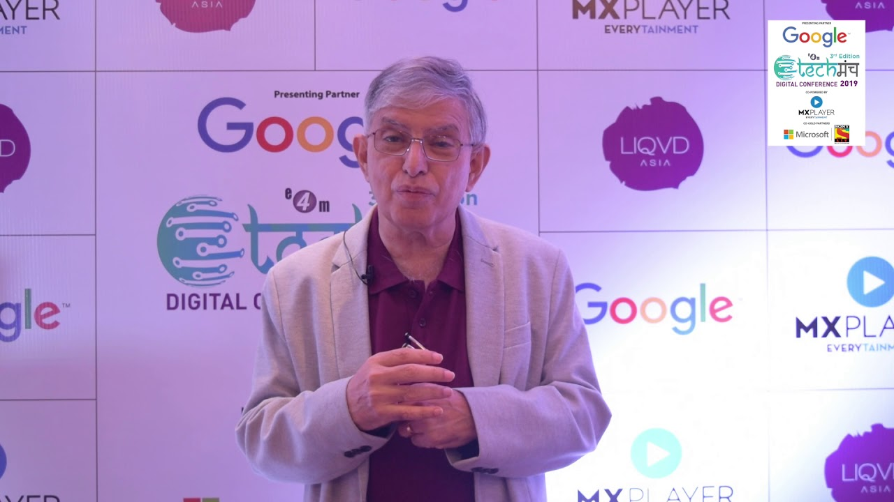 Sam Balsara, Chairman, Madison World on Madison Digital's win at IDMA 2019