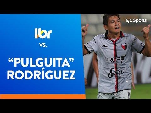Líbero VS Luis 'Pulguita' Rodríguez