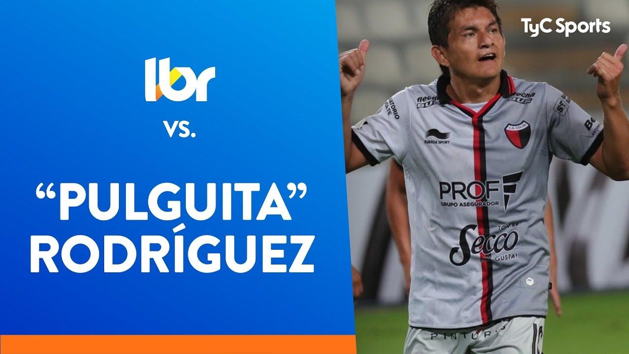 ¡Líbero vs Luis Pulguita Rodríguez!