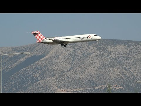 Plane Spotting at Athens Airport 28/04/2018