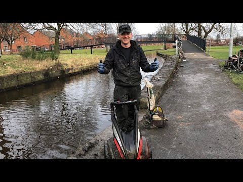 So many motorbikes and cycles found Magnet Fishing #36