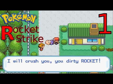 Let's Play: Pokemon Rocket Strike - 1 [FEEBAS IS KINQ!]