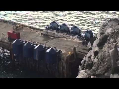 Eco Wave Power:Wave energy power plant in Gibraltar