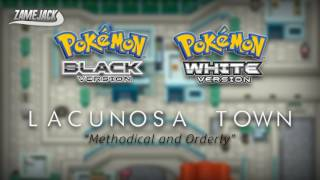 Pokémon Black & White: Lacunosa Town (Remix)