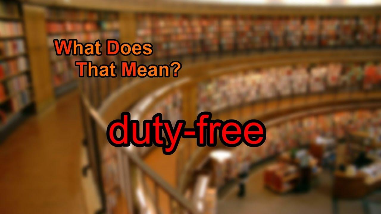 Duty-free - what is it? Duty-free in Sheremetyevo 53