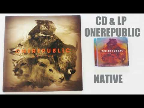 CD LP VINYL ONEREPUBLIC NATIVE