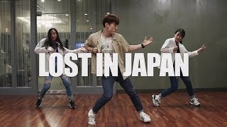 Shawn Mendes - Lost In Japan / Jin.C Choreography