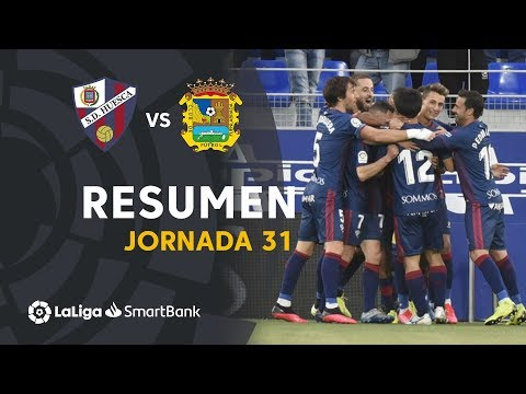 Huesca CF Fuenlabrada Goals And Highlights