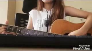Đâu Chỉ Riêng Em - Mỹ Tâm   Cover Guitar By Nguyễn Thu Hằng