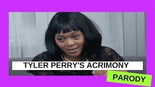 ACRIMONY PARODY ft. TRE MELVIN