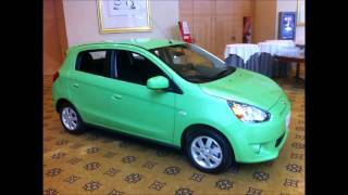 The all new 2014 Mitsubishi Mirage! 70 MPG!