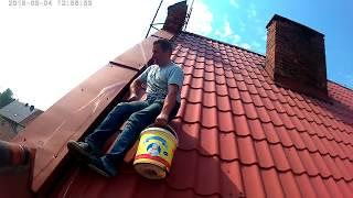 Cieknący dach
