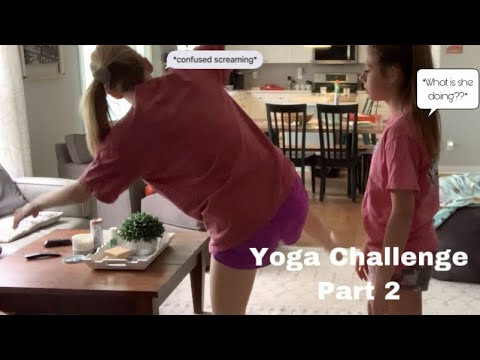 The Yoga Challenge | part 2