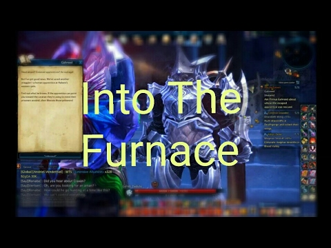 Tera - Into The Furnace Quest Chain - Walk Through - YouTube