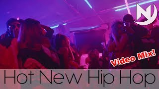 Baixar Hot New Hip Hop & Rap Black RnB Urban Mix January 2018 | Best New RnB Club Dance Music #42🔥