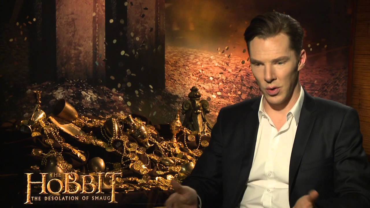 The Hobbit: The Desolation of Smaug: Benedict Cumberbatch ...