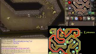 Think in the center of the observatory Medium Clue Scroll Guide OSRS 2007