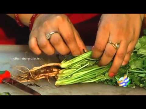 How to Store Fresh Coriander