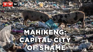 The capital city of Mahikeng in the North West province has been a place of contention, from prior to democracy in 1994 through to the present. It was once a booming town with so much potential. Yet now, an Auditor-General report has stated it's dealing with 'financial and operational collapse'. Eyewitness News visited the historical town to discover what happened to this city once brimming with opportunity and to unpack the extent of the disintegration.  #LGE2021 #Mahikeng