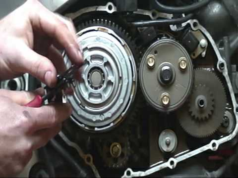 Clutch replacement vfr400 youtube cheapraybanclubmaster Image collections