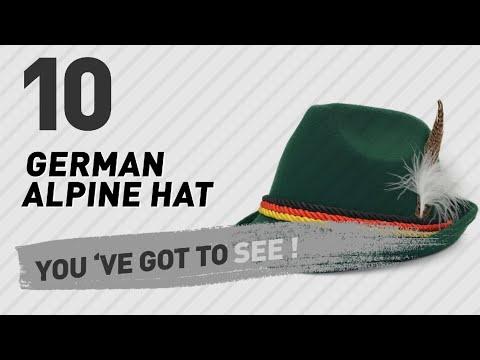 German Alpine Hat, Starring: Beistle Company - German Alpine // The Most Popular 2017