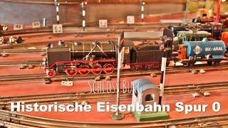 Historische Eisenbahn Märklin Spur 0