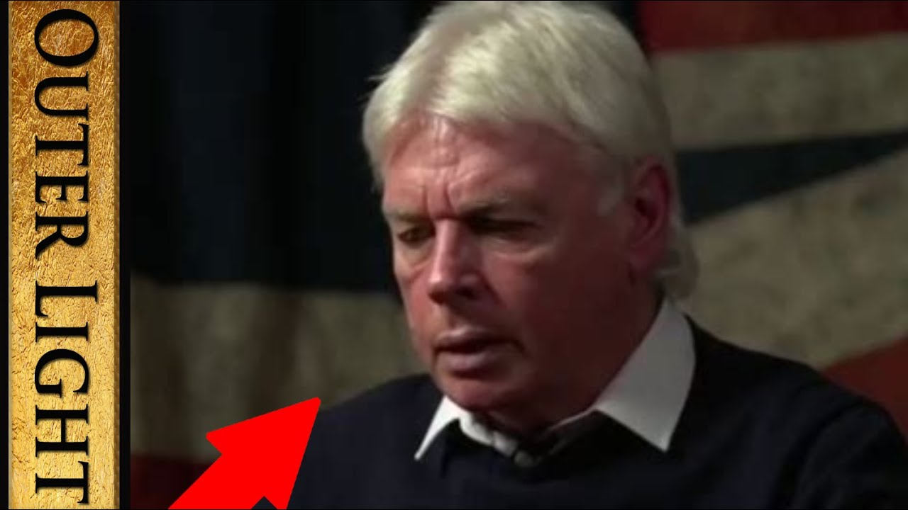 David Icke's entire YouTube channel deleted