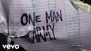 Dregen - One Man Army (Lyric Video)