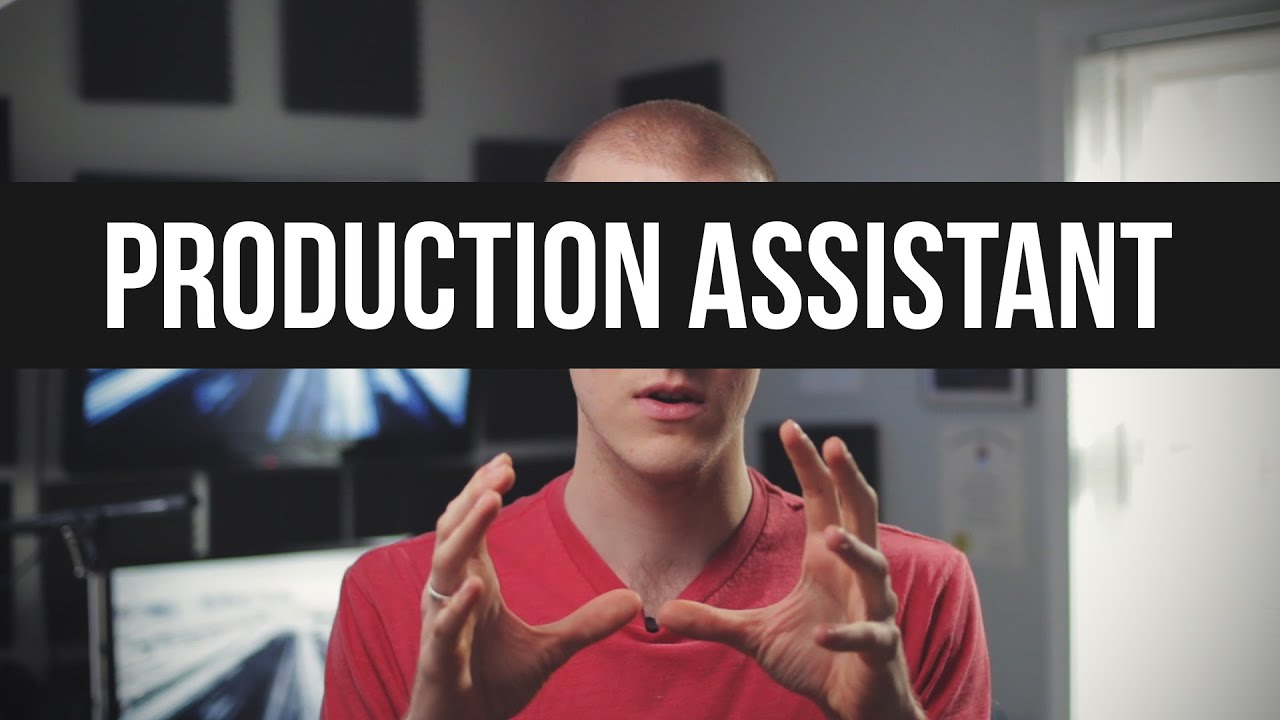 Image result for Production Assistant