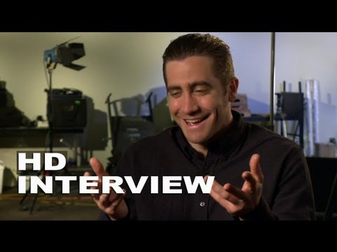 Prisoners: Interview with Jake Gyllenhaal (Detective Loki)