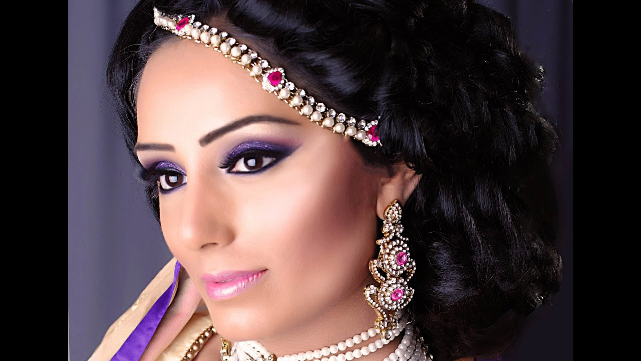 mehndi makeup & hair by farzana ahmed - youtube