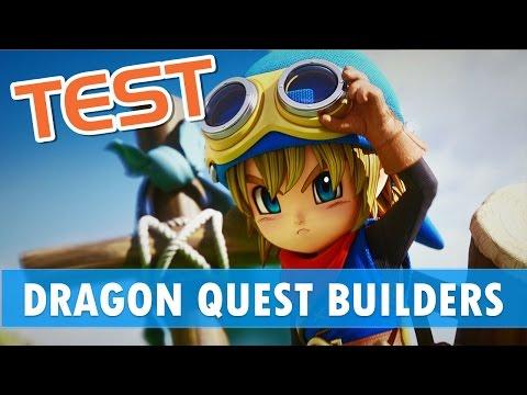 Make Dragon Quest Builders - Entre Dragon Quest et Minecraft - TEST FR Pictures