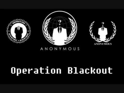 MEGAUPLOAD IS DOWN!! Mensaje de Anonymous en español (traducción en descripción)