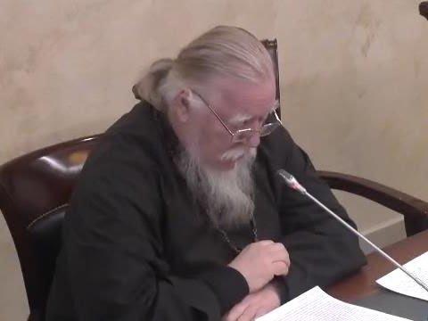 Бой протоиерея Димитрия Смирнова против русофобствующих уничтожителей России в Общественной палате
