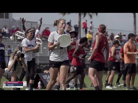 2017 National Championships Mixed Final Recap