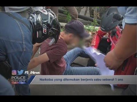 Penyergapan Pengedar Narkoba di Pontianak, Polisi Lepaskan Tembakan Part 02 - Police Story 18/06