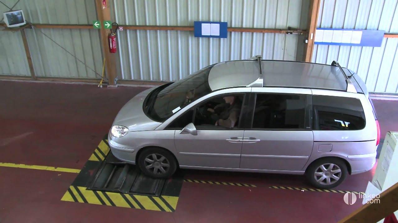 Autovision garage centre de contr le technique youtube for Garage controle technique toulouse